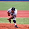 がっしりとした先発左腕 慶応大 高橋 佑樹選手 大卒左腕投手
