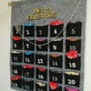 アドベントカレンダーとお芋さん