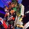 【キャナルシティ博多飾り山笠奉納】高さ12m超えは壮観すぎ