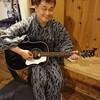 MUSIC〜酒場のギター弾き「浴衣 DE流し in 「店長の隠し部屋(伏見)」