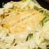 スキレットで秋鮭のちゃんちゃん焼きを作ってみた2018(*^_^*)