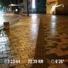 真夜中のぼっちハーフマラソン完走