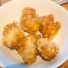 チキン唐揚げ、肉団子、玉子焼き