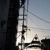 西新宿五丁目中央北地区再開発(平成30年完了)(旧けやき橋商店街付近・十二社通り)レトロ写真館