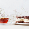 《お菓子とデザイン》シーキューブ、ロマンティックな小花柄が可愛い焼きティラミスパッケージなど3選