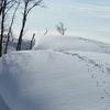 風雪がつくった景色