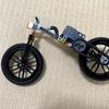 レゴで自転車を作った