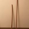 木刀と杖と私とオマケで猫
