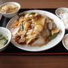 札幌市南区川沿 中華料理 豊楽園 川沿店であんかけ焼きそば