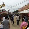 千年の歴史ある祭り放生会に行ってきました。