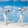 フリートウッドのようにピンに向かう4つのアイアンショット|Golf Digest