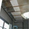 天井工事2(とても古い物件02)