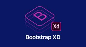 AdobeXDで使えるBootstrap4のテンプレートデータをつくってみた(Mac向け)