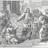◎釈義ノート「カナン人の女とイエス」マタイの福音書 15章21〜28節