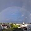 ④虹が現れる時