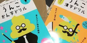 『うんこ漢字ドリル』が来た