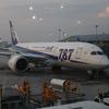 ANAビジネスクラス B787-8 クアラルンプール=成田 搭乗記