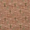 着物生地(213)絣模様織り出し手織り真綿紬