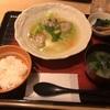 南区若松の「大戸屋 ライフ相模原若松店」で豆腐と肉だんごのトロトロ煮定食