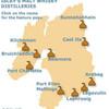 Islay and Jura Distilleries Tour Leaflet(アイラ&ジュラ・ディスティラリーツアー・リーフレット) 2015