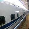 東海道新幹線のぞみグリーン車で行く大阪旅