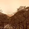 (続)湖に映える紅葉……そして富士山