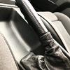 BMW E30【スタイルアップFile 14】本革サイドブレーキコンバート。