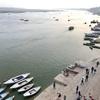 バンコクから聖地バラナシへ週末旅行【感激!窓を開けたらガンジス川編】
