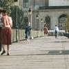 ルーブル界隈  芸術橋 Pont des Arts