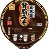 カップ麺113杯目 マルちゃん『本気盛 背脂みそ』