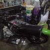 二郎(TS503) リア周り清掃&部品交換