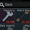 Factory Key が壊れるように