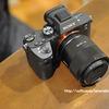 ソニー α7Ⅲが届きました!レンズは単焦点レンズ Sonnar T FE 55mm F1.8。(感想レビュー)