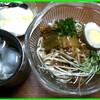 16/08/29の朝食と昼食(カレー丼)