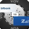 ADAコインの買い方をビットバンクとザイフで比較してみた!!