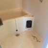 能代4号浴室水栓交換・給湯器点検・銅管パンク?