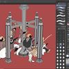 Clip Studioで相輪塔を描こう!(その5)