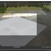 Blender 2.8でモデリングする レンダリング応用編 その5(床面とレンズのマテリアル設定)