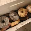 ミスドのドーナッツ詰め放題が超~オトク!18個のパイ&ドーナッツで1,200円