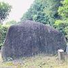 万葉歌碑を訪ねて(その166改)―奈良県高市郡明日香村嶋の宮万葉歌碑―