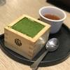 抹茶館matcha houseのスイーツ、これ日本!!
