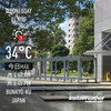 Instaweather:2018-08-01〜08-05