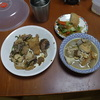幸運な病のレシピ( 409 )朝:弁当セット、みそ汁、トマトマリネ、肉屋さんのお惣菜、ほぼ何も作らないで済んだ日