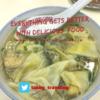 香港・マカオ旅行6*マカオで美味しい水餃湯麺を食べる!祥記麺家