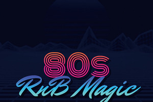 ブラック・コンテンポラリー系サンプル「LOOPS 4 PRODUCERS 80S RNB MAGIC」