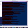 PowerShell で スクリーンショットを取るときの注意