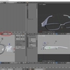 Blenderで小物にアニメーションを設定する