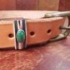 シルバー製ベルト金具のオーダーメイド事例