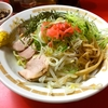 【今週のラーメン2859】一龍 (東京・下北沢) 冷やし中華つけ麺