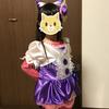 【手作り】キラキラ☆プリキュアアラモード キュアマカロン コスプレ衣装 作り方 完成②